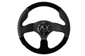320mm Sport Leather/Suede Steering Wheel
