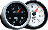 Analog Boost Metric Gauge. -1~2.4Bar