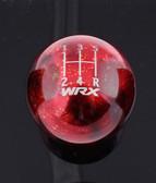 Red Cosmic Space WRX 5 SPEED SHIFT PATTERN