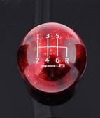 Red Cosmic Space spec.B 6-SPEED SHIFT PATTERN