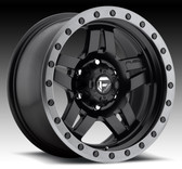 FUEL ONE PIECE Anza - D557 (14X7, 4x156)