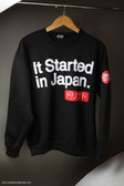 What Monsters Do Started Japan Crewneck / Sweatshirt