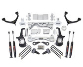 "2011-2016 Chevy / GMC 2500HD-3500HD Complete Lift Kit with Shocks, 2WD/4WD, 7-8"" Lift"