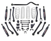 Jeep JK Wrangler, 2007-2016 - 2.5 Inch 8-Arm SST Lift Kit w/ shocks