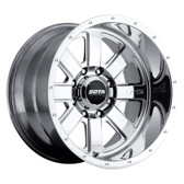 A.W.O.L. 22x10.5 8x6.5 -32mm  Polished (Polished Aluminum)