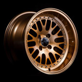 JNC001 Transparent Bronze 17x8 5x100/5x114.3 +25