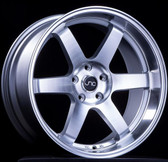 JNC014 Silver Machined Face 19x10.5 Blank +25