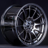 JNC033 Black Chrome 19x11 5x120 +25