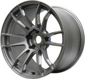 Gram Lights 57XTREME 19X8.5 +45 5-100 MATTE GRAPHITE/SP SPEC