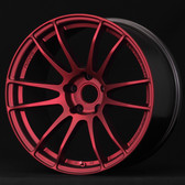 Gram Lights 57XTREME 19X9.5 +43 5-100 VELVET RED