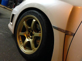 Gram Lights 57DR 17X9.0 +35 5-100 GOLD