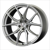 Gram Lights 57FXX 19X9.5 +15 5-114.3 SUNLIGHT SILVER