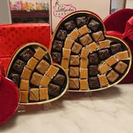 Ultimate Caramel Heart Box