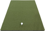 Driving Range Mat - 3' x 5' - 2 Holes for Tees
