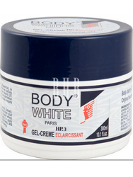 Body White Body Clearing Jar Gel Cream 10 oz