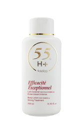 55H+ Paris Efficacite Exceptionnel Strong Treatment Body lotion 16 oz