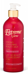 Extreme Glow Strong Lightening Beauty Milk - extreme glow lotion