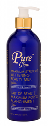 Pure Glow Maximum Strength Whitening Beauty Milk 16.8 oz