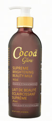 Cocoa Glow Supreme Brightening Beauty Milk 16.9 oz