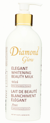 Diamond Glow Elegant Whitening Beauty Milk 16.8 oz