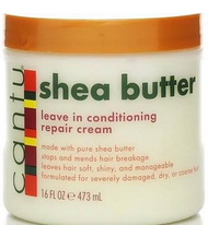 Cantu Shea Butter Leave In Conditioning Repair Cream 16 oz