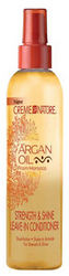 Creme of Nature Argan Oil  Shine Leave in Conditioner 8.45 oz