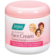 Jergens All-Purpose Face Cream Moisturizer 15 oz