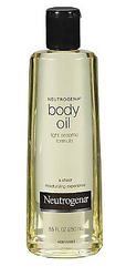 Neutrogena Body Oil Light Sesame Formula 8.5 oz