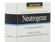 Neutrogena Transparent Facial Bar  3.5 oz