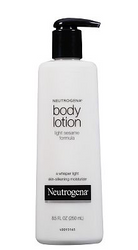 NEUTROGENA  Body Lotion 8.5 oz
