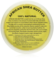 RAW African Shea Butter Large 32 oz