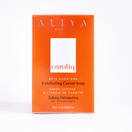 Aliya Paris Exfoliating Carrot Soap 7 oz
