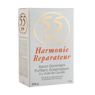 55H+ Harmonie Exfoliating Lightening Soap - 200g / 7oz