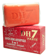 DH7 ANTISEPTIC SOAP WITH CARROT OIL 8.7 oz