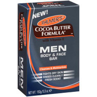 Palmer's Cocoa Butter Formula Men Body & Face Bar 5.3 oz