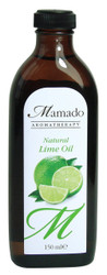Mamado Natural Lime Oil 150ml