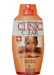 Clinic Clear Whitening Body Lotion 500 ml