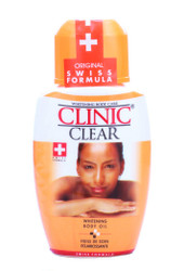 Clinic Clear Whitening Body Oil 125 ml