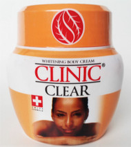 Clinic Clear Whitening Body Cream 330 gr