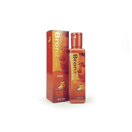 Bronz Tone Maxi Tone Serum With Cocoa Butter & Honey 3 oz/90 ml