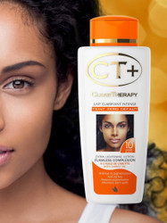 CT+ Clear Therapy Extra Carrot Lightening Lotion 16 oz