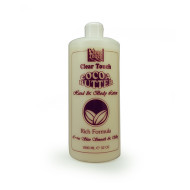 Clear Touch Cocoa Butter Hand & Body Lotion 32 oz