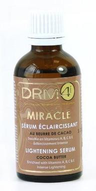 DRM4 MIRACLE Cocoa Butter Lightening Serum 50ml/1.66oz