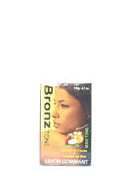 Bronz Tone Exfoliating Soap with Cocoa Butter & Honey 6.7 oz