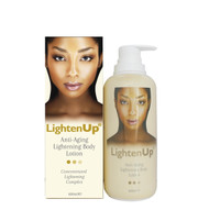 LightenUP Gold Anti-Aging Lightening Body Lotion 400 ml