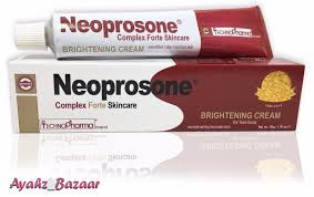 Neoprosone Technopharma Brightening Cream 50 g
