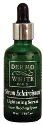 Dermo White Lightening Serum Super Bleaching System 1.66 Oz