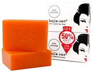 Kojie San Skin Lightening Soap 135G Pack of 2