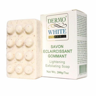 Dermo White Paris Lightening Exfoliating Soap 7 oz