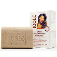 Idole Exfoliating Soap with Avocado Powder 7 oz